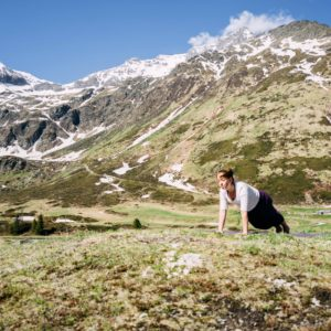 Yoga in Sportgastein