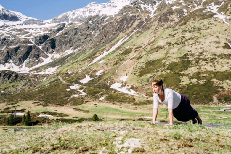 Yoga in Sportgastein